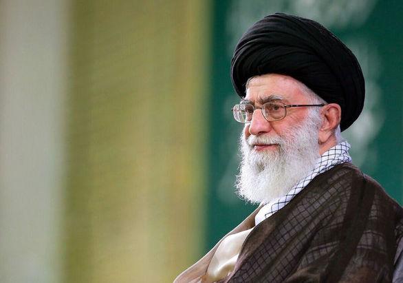 پیام رهبر معظم انقلاب برای تشییع شهید سلیمانی در کرمان