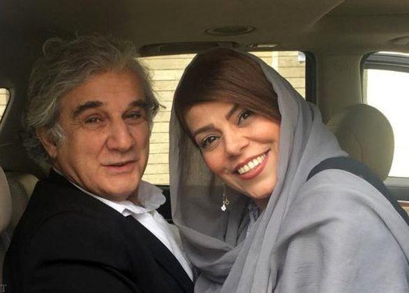 ماجرای ازدواج دوم مهدی هاشمی ، بازیگر معروف لو رفت + فیلم و عکس