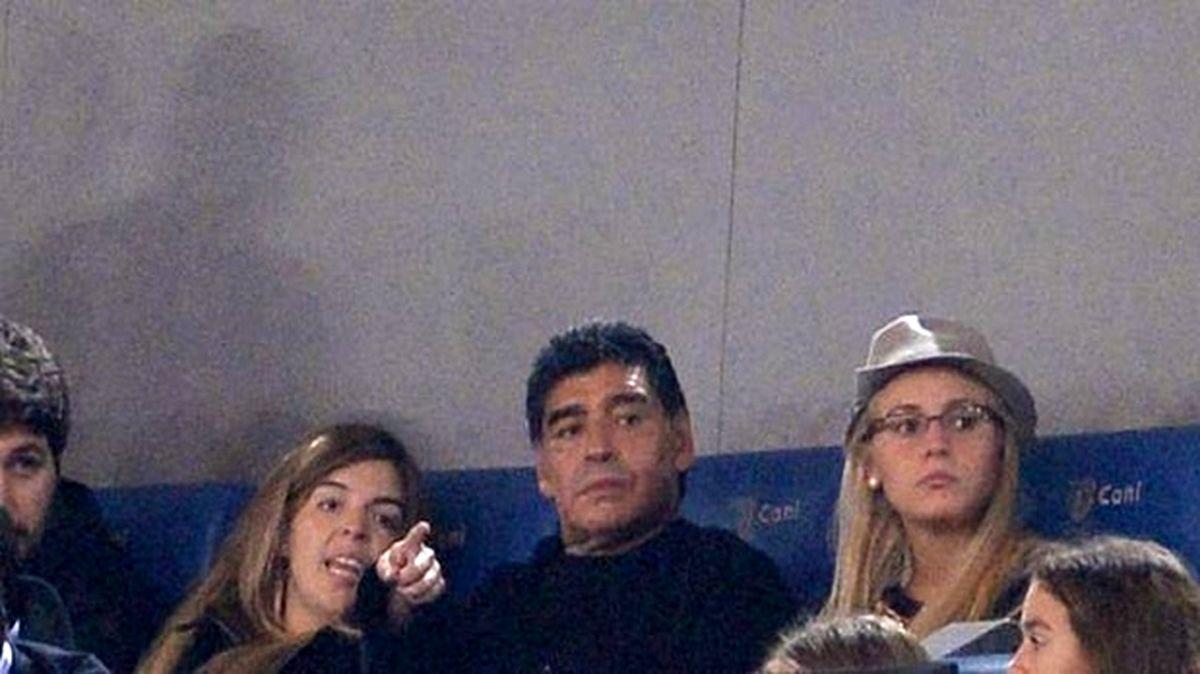 دختران مارادونا از ارث محروم شده اند