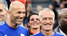 زیدان در آستانه سرمربیگری تیم ملی فرانسه