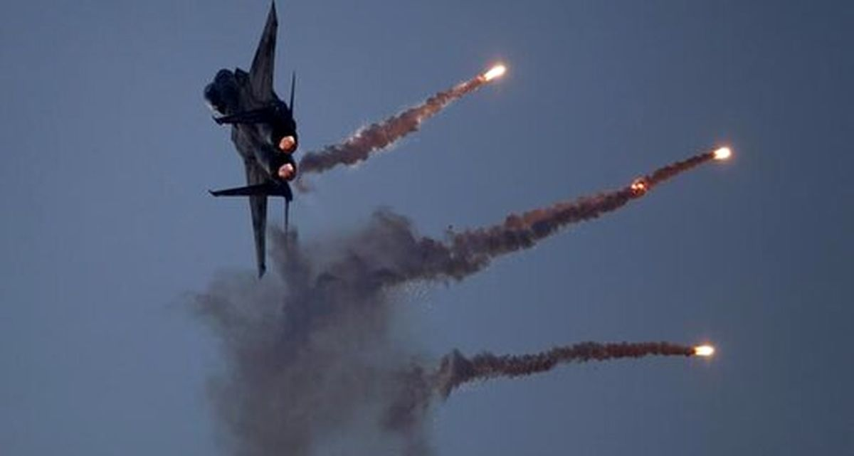 حمله موشکی اسرائیل به مواضع ایران در سوریه