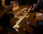 شام غریبان شهید«حاج قاسم سلیمانی» در میدان فلسطین + تصاویر
