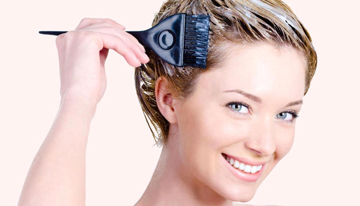 سرطانی که ریشه آن در کاسه رنگ مو نهفته است