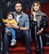 عکس های شاهرخ استخری ، همسرش سپیده و دخترانش + بیوگرافی کامل
