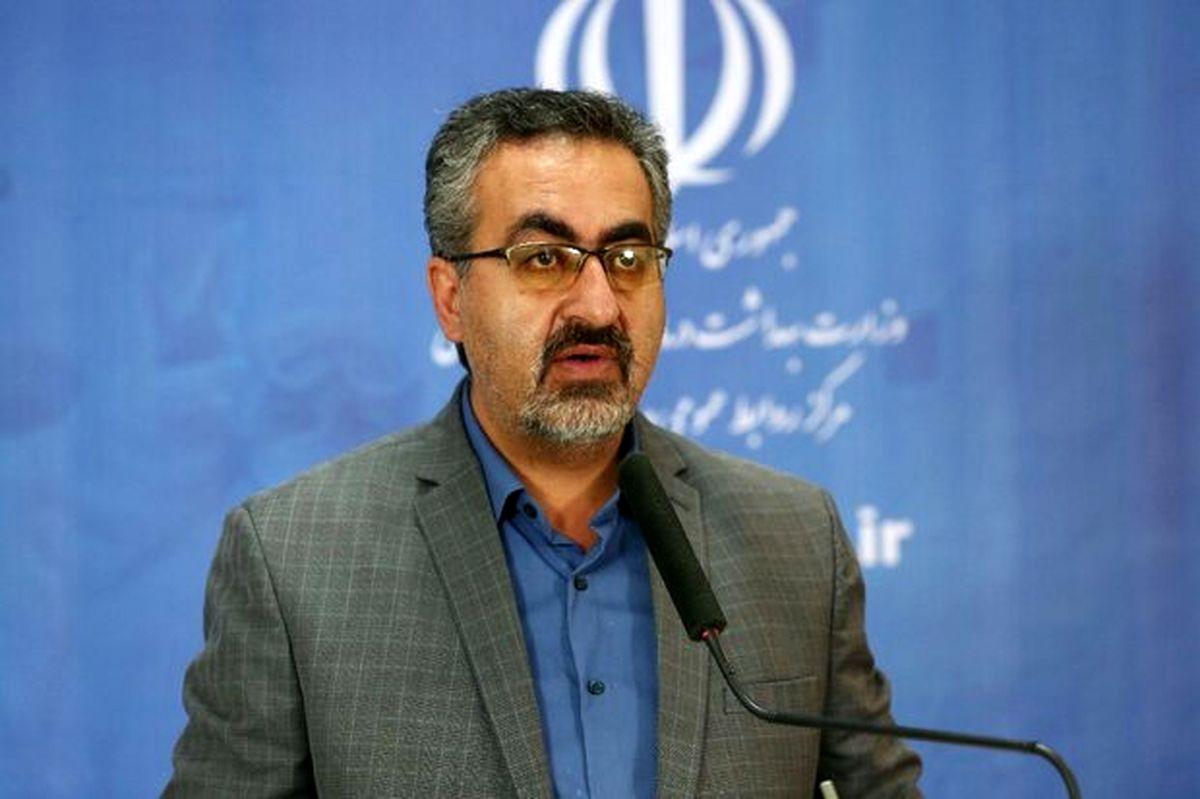 آمار بهبودیافتگان کرونا در ایران