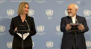 جزئیات دیدار ظریف با موگرینی در سازمان ملل