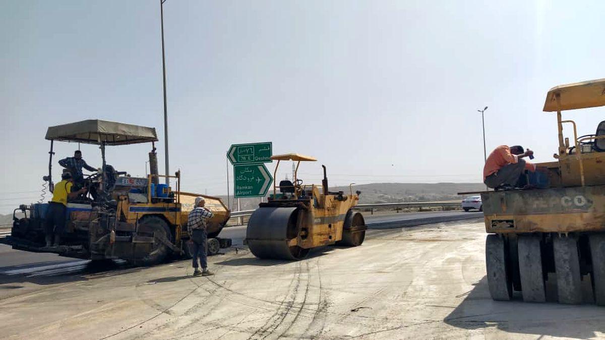 مسیر تردد گیاهدان و درگهان اصلاح شد