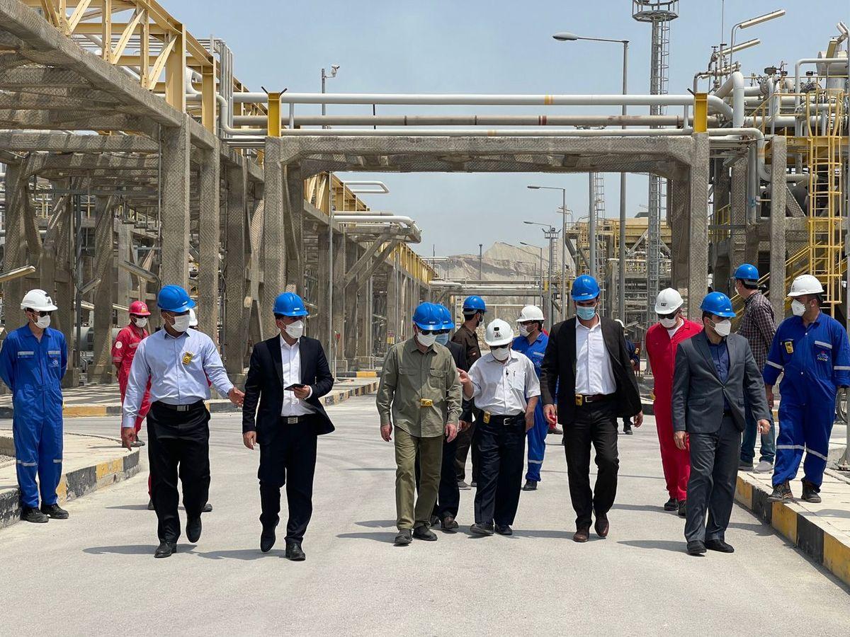 ایجاد ارزش افزوده با هدف توسعه صادرات فرآورده های نفتی در قشم
