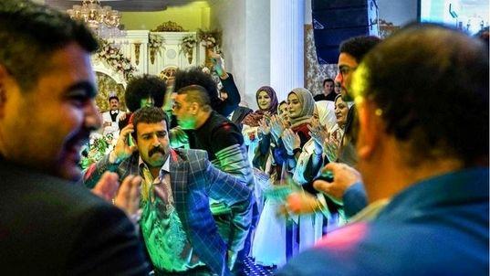 پایتخت 6   افشاگری احمد مهران فر از سانسور رقص ارسطو در پایتخت + عکس