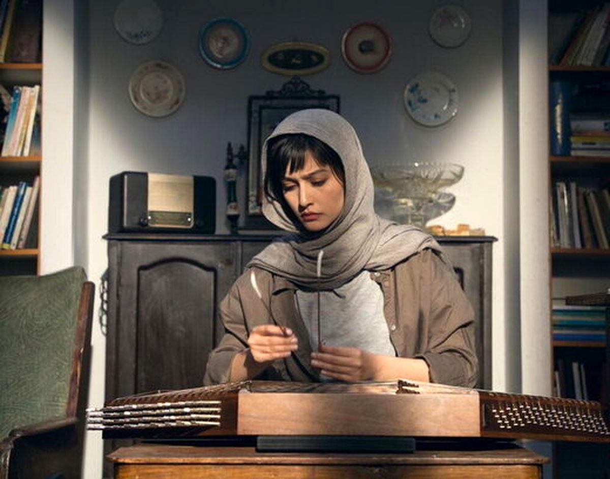 علی نصیریان و فریماه فرجامی در فیلم جدید داریوش مهرجویی