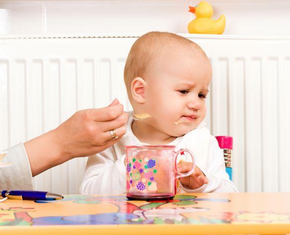 چرا کودک بی اشتها میشود؟