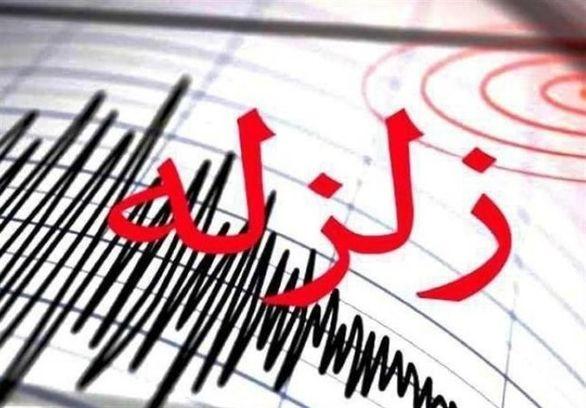 جزئیات وقوع زلزله در استان گلستان