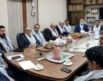 مدیرعامل در جمع اعضای شورای حوزه مقاومت بسیج شهید بقایی