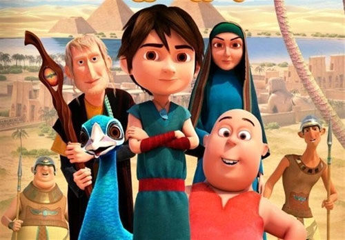 «بنیامین» دومین انیمیشن پرفروش ایران شد