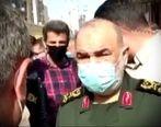 سفر فرمانده کل سپاه به خوزستان