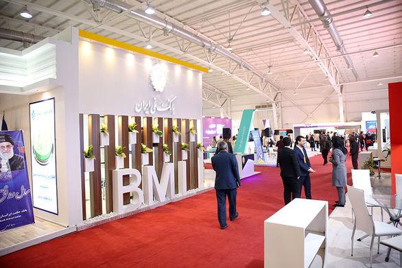 حضور فعال بانک ملی ایران در دوازدهمین نمایشگاه بین المللی بورس، بانک و بیمه