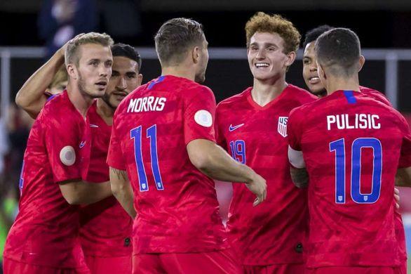 اردوی تیم ملی آمریکا در قطر لغو شد