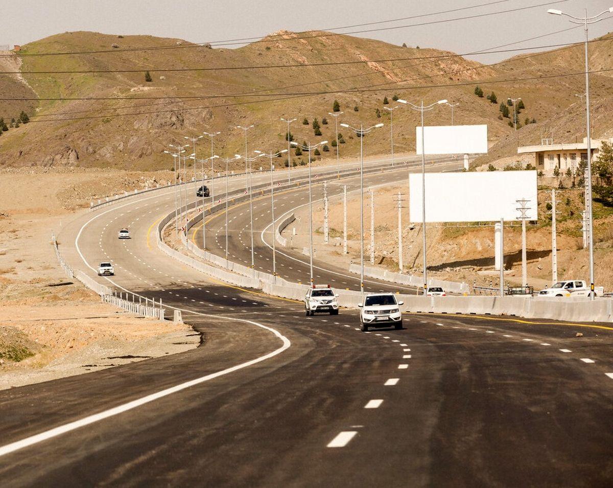تردد در آزادراه تهران - شمال ممنوع شد