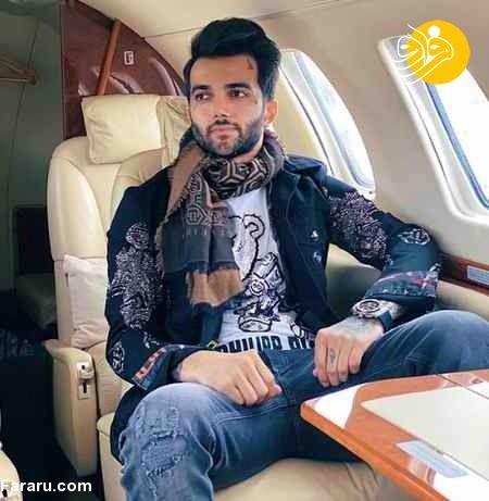 (تصاویر) پویان مختاری گراننده سایت حضرات بازداشت شد؟ اینترپل پویان مختاری را به ایران تحویل میدهد؟