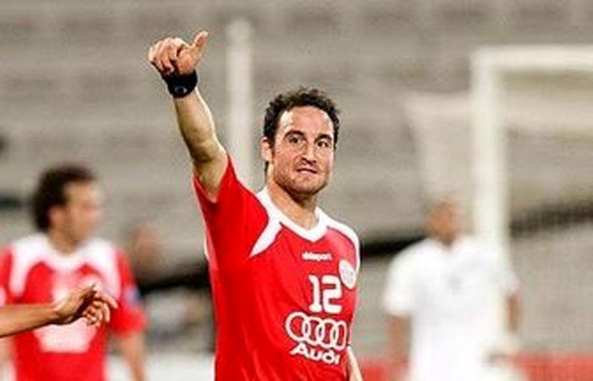 بیوگرافی ایمون زائد فوتبالیست + تصاویر