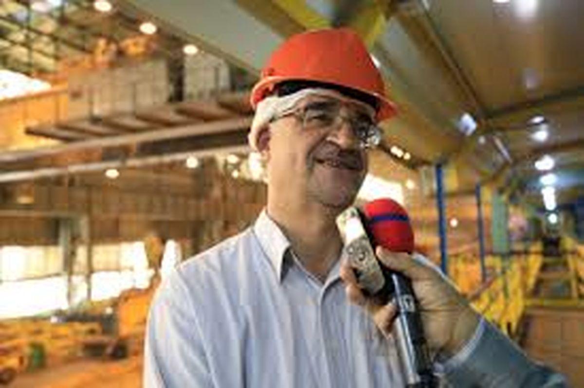 تأمین گاز فولاد مبارکه به صورت مستمر در تمام طول سال
