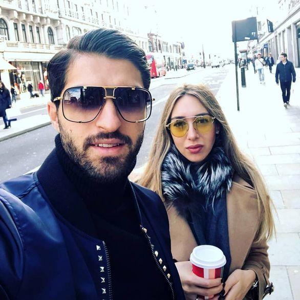 بیوگرافی کریم انصاری فرد و همسر میلیاردرش + عکس های جدید