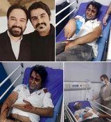 حمله خونین به بازیگر سریال دودکش + جزئیات