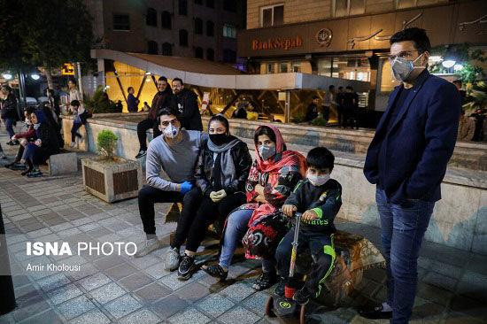 آخرین اخبار از وقوع زلزله در تهران