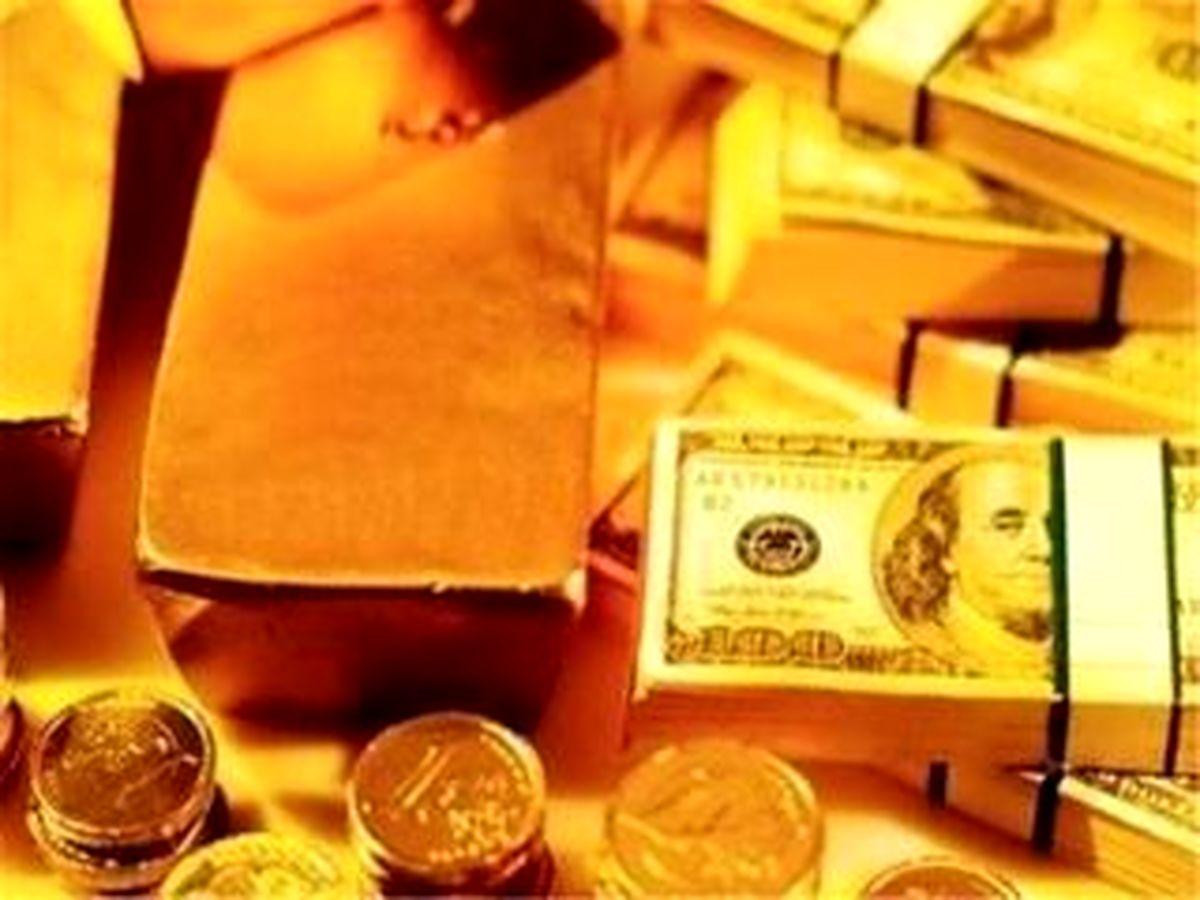 قیمت طلا، سکه و دلار امروز دوشنبه 98/09/11+ تغییرات