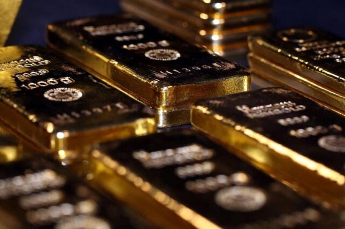 طلا در سرازیری کاهش قیمت افتاد