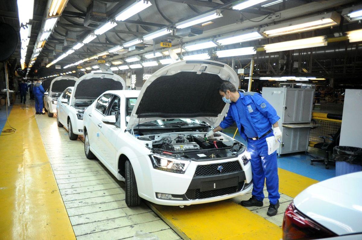 ردیابی ۱۱۰ قطعه در هر محصول ایران خودرو