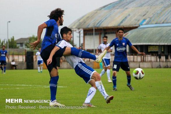 اعلام ورزشگاههای محل برگزاری مسابقات هفته پنجم لیگ یک