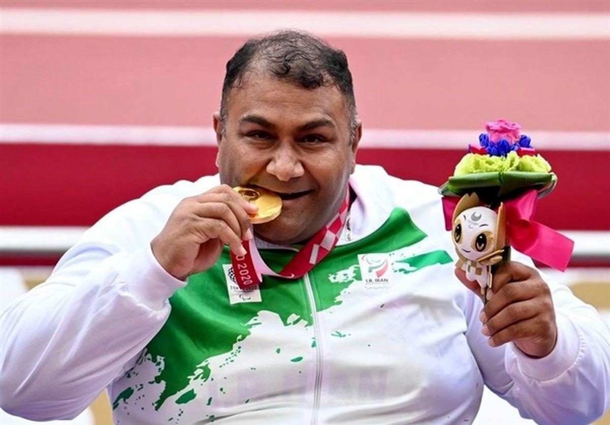 سرنوشت عجیب ستاره قویترین مردان ایران   مدال پارالمپیک برای مرد آهنی