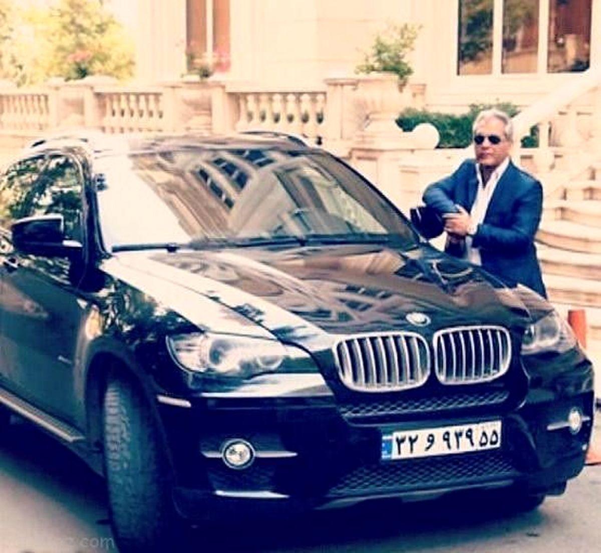 رونمایی مهران مدیری از زندگی ثروتمندانه و فوق لاکچریش + عکس جنجالی