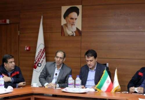 رهایی شرکت های نوردی از واسطه ها ماموریت اصلی شرکت فولاد خوزستان