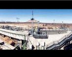 پیشرفت 95 درصدی پروژۀ احداث تصفیهخانۀ پساب شهری در فولاد مبارکه