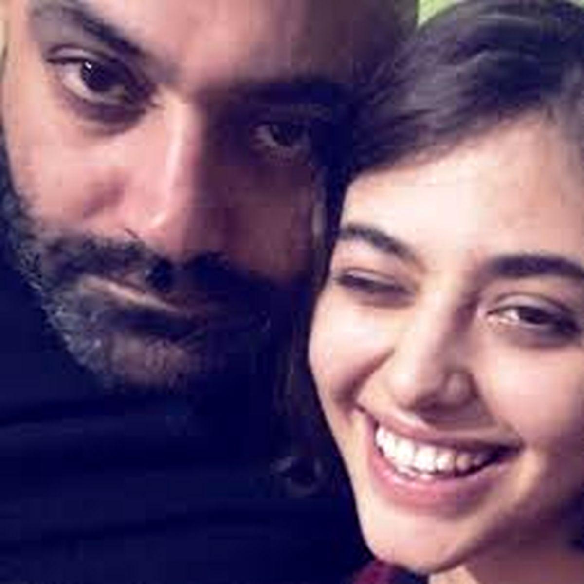 ریحانه پارسا| ویدیو جنجالی دابسمش با همسرش + فیلم و عکس