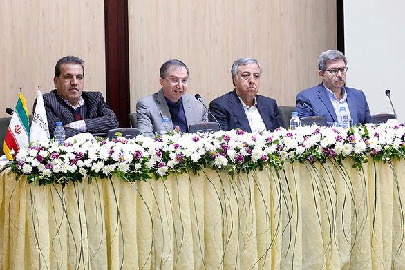نشست هم اندیشی مدیران، روسای شعب و مدیران گروه مالی دی برگزار شد