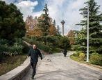 وضعیت هوای تهران در ۲۵ اردیبهشت