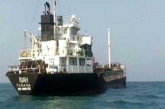 کشتی توقیف شده توسط سپاه در حال قاچاق بود + جزئیات