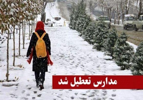 مدارس ابتدایی مشهد در نوبت صبح فردا تعطیل است