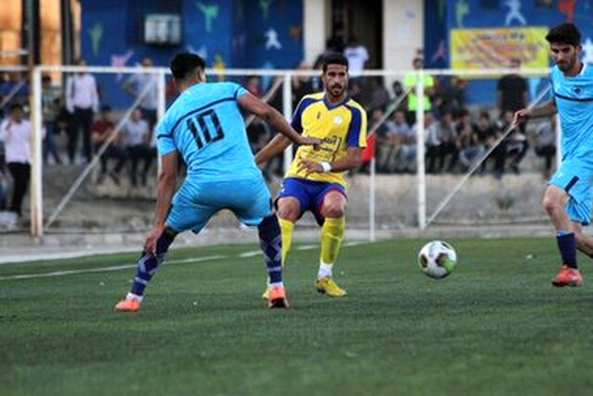 برنامه ۳ هفته اول لیگ یک فوتبال اعلام شد