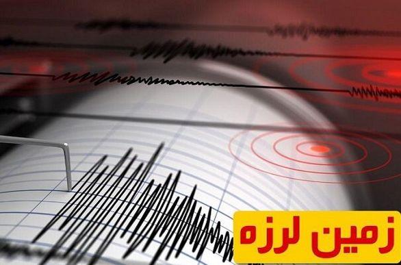 زلزله ۳.۴ ریشتری چالدران را لرزاند