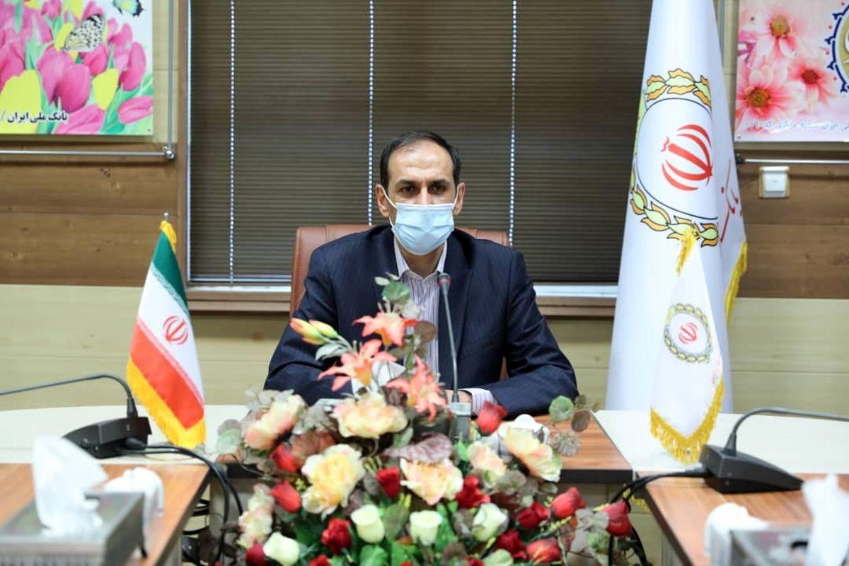 تشریح اقدامات کمیته پدافند غیرعامل بانک ملی ایران در مبارزه با کرونا از زبان عضو هیات مدیره