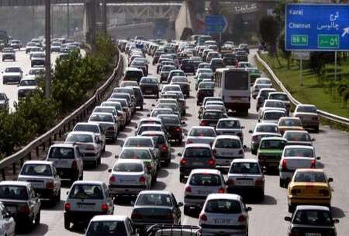 محدودیت تردد شامل جاده تهران - البرز می شود؟