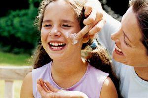 بهترین ضد آفتاب برای پوست صورت ما چیست؟