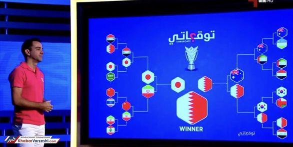 پیشبینی عجیب ژاوی درباره جام ملتهای آسیا