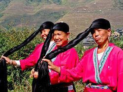 راز موهای زیبا و سالم چینیها چیست؟