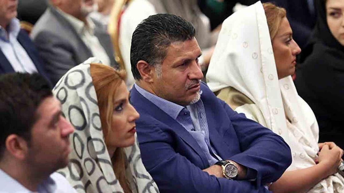 علی دایی: من خارج از ایران واکسن زده ام