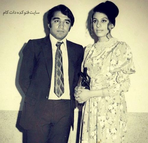 عکس گوهر خیراندیش و همسرش جمشید اسماعیل خانی + بیوگرافی